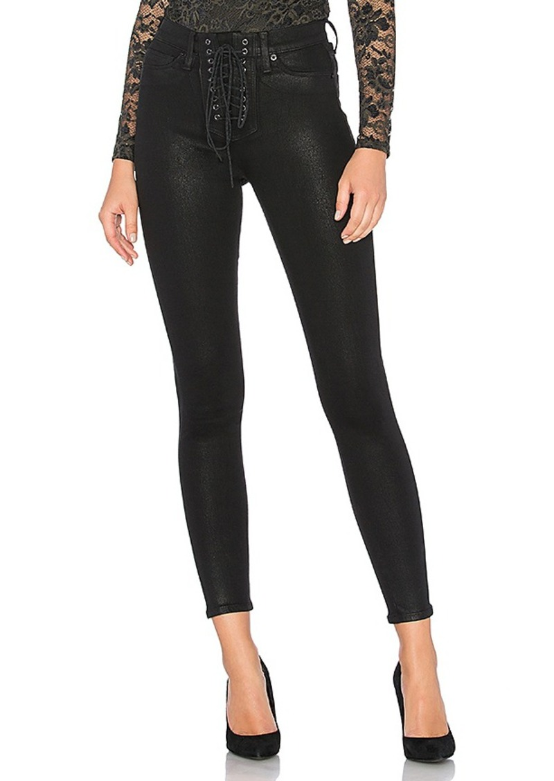 Hudson Jeans Bullocks High Rise Lace Up. - size 25 (also in 24,26,27,28,29,30)