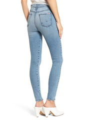 e14c46a3829 Hudson Jeans Hudson Jeans Bullocks Lace-Up High Waist Super Skinny ...