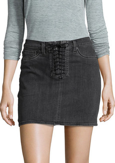 Hudson Jeans Bullocks Mini Skirt