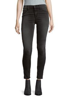 Hudson Buttoned Denim Jeans