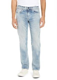 Hudson Jeans Byron Slim Straight Leg Jeans (Central)