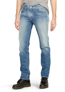 Hudson Jeans Byron Slim Straight Leg Jeans (Safety)