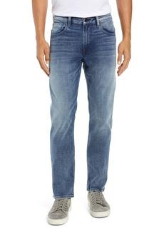 Hudson Jeans Byron Slim Straight Leg Jeans (Stearns)