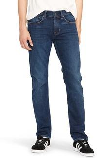 Hudson Jeans Byron Slim Straight Leg Jeans (Tackle)