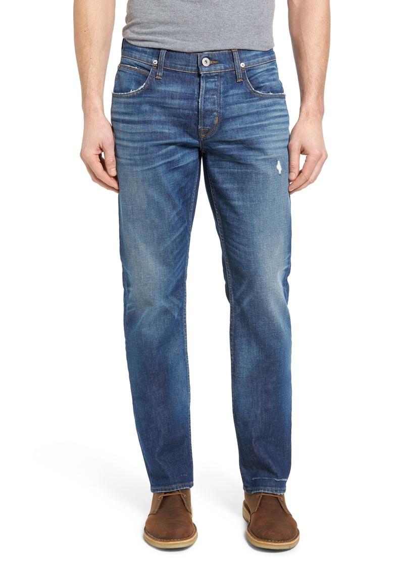 cf9ab7a59f5 Hudson Jeans Hudson Jeans Byron Slim Straight Leg Jeans (Top Notch ...