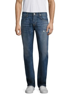 Hudson Jeans Byron Straight Fit Jeans