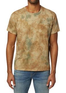 Hudson Jeans Camo Tie Dye Pocket T-Shirt