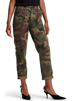 Hudson Jeans Camouflage Cargo Jeans