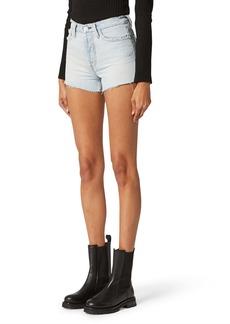 Hudson Jeans Cara High Waist Cutoff Denim Shorts (Outnumbered)