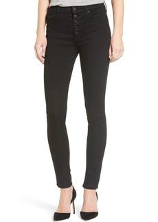 Hudson Jeans Ciara High Rise Skinny Jeans