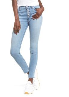 Hudson Jeans Ciara High Waist Skinny Jeans (Shotgun)