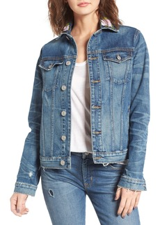 Hudson Jeans Classic Denim Jacket (Distinction)