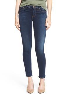 Hudson Jeans 'Colette' Mid Rise Skinny Jeans (Voyager)