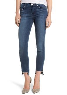 Hudson Jeans Colette Step Hem Skinny Jeans (Aspire)