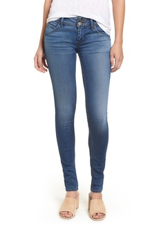 Hudson Jeans Collin Ankle Skinny Jeans (Grave)