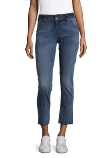 Hudson Jeans Collin Cropped Jeans