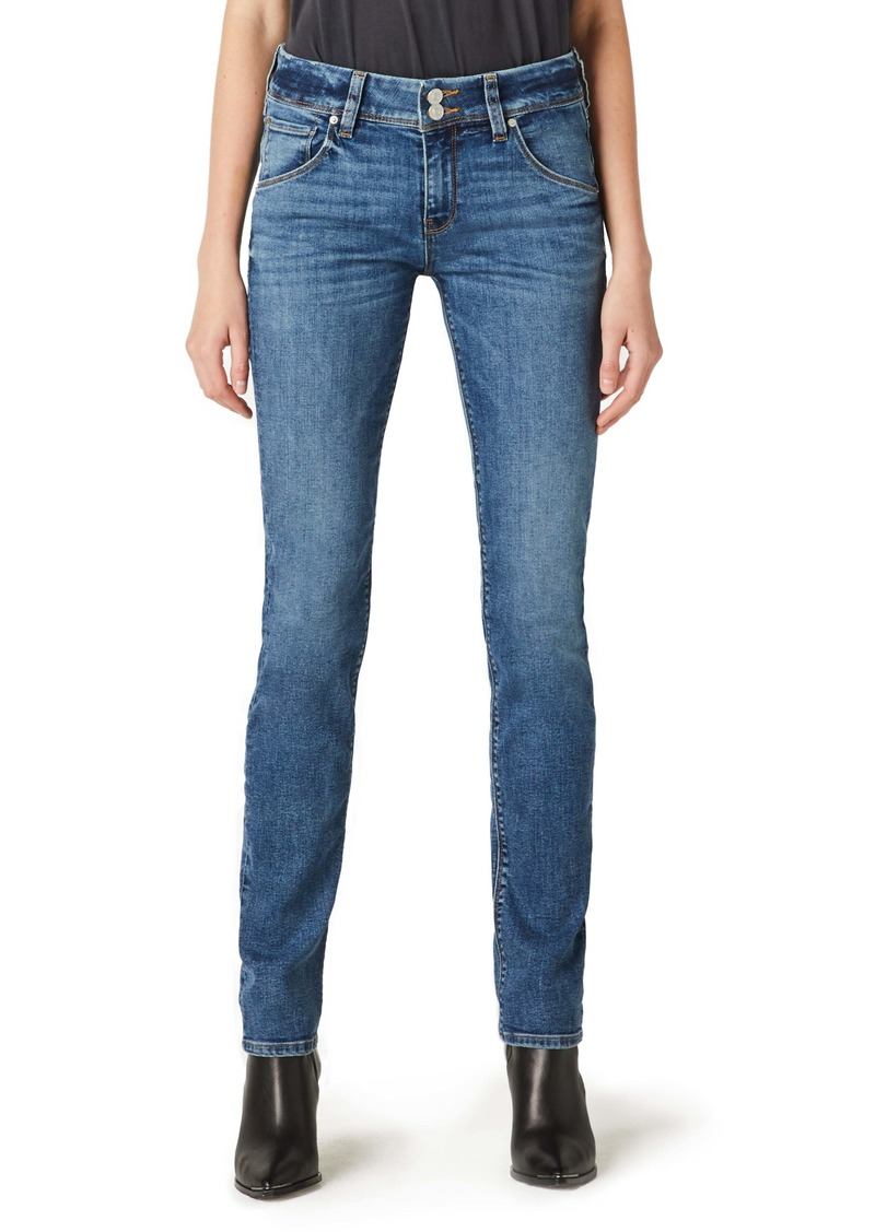 Hudson Jeans Collin Flap Pocket Skinny Jeans (Clearwater)