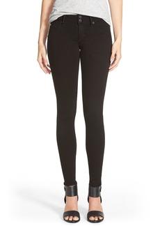 Hudson Jeans 'Collin' Skinny Jeans (Black)