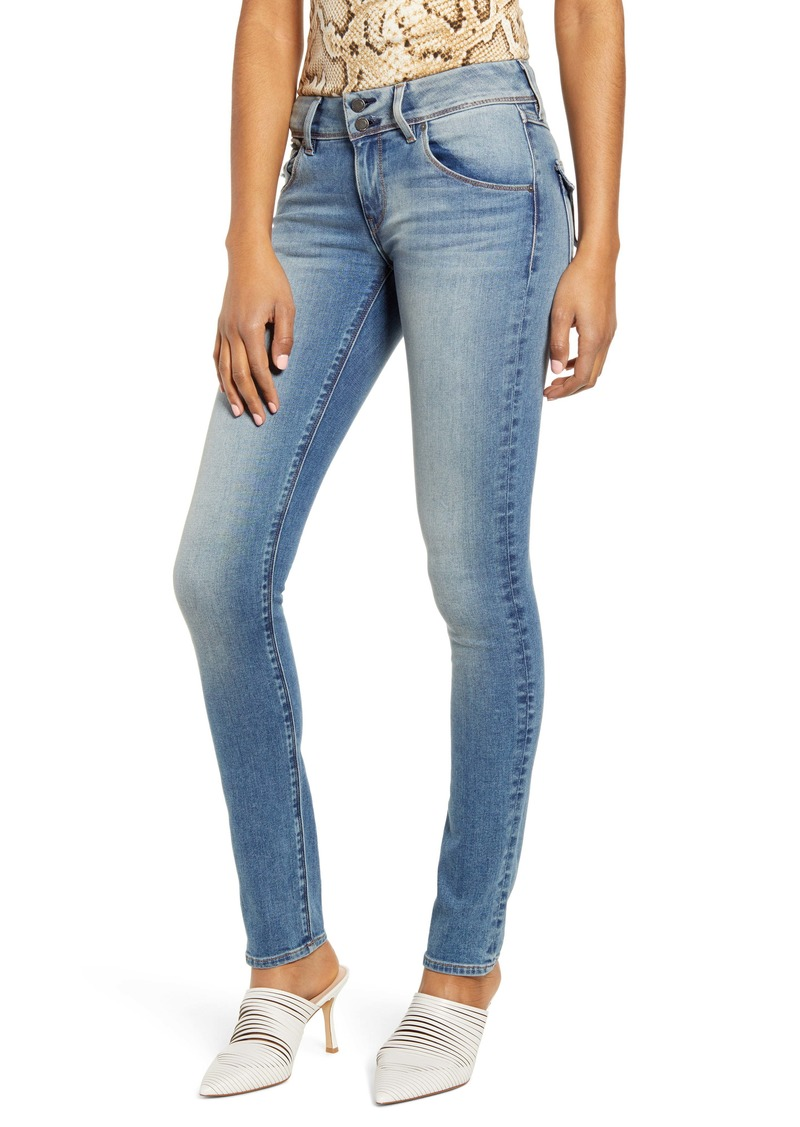 Hudson Jeans Collin Skinny Jeans (Excursion)