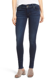 Hudson Jeans 'Collin' Supermodel Skinny Jeans (Crest Fall) (Long)