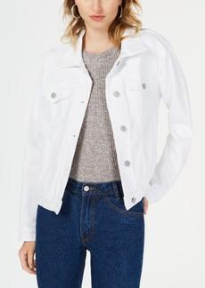 Hudson Jeans Cotton Denim Trucker Jacket