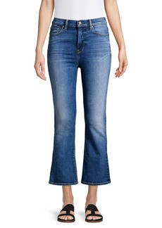 Hudson Jeans Cropped Bootcut Jeans