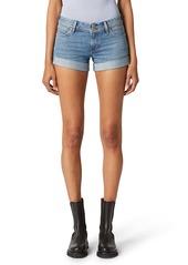 Hudson Jeans Croxley Cuff Denim Shorts (Reaction)