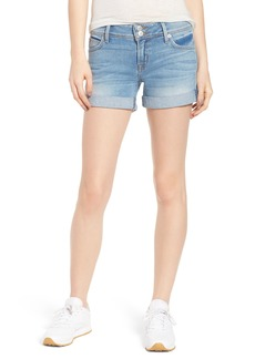 Hudson Jeans Croxley Cuff Denim Shorts (Rolling Hills)