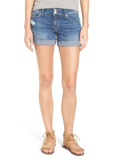 Hudson Jeans 'Croxley' Cuffed Denim Shorts (Paramour)