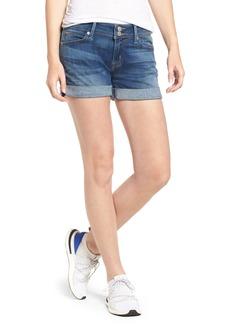 Hudson Jeans 'Croxley' Cuffed Denim Shorts (Paramour)