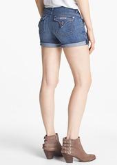 Hudson Jeans Cuff Denim Shorts (Hackney)