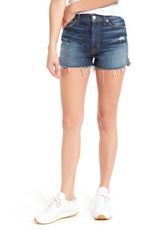 Hudson Jeans Dahlia High Rise Shorts (Fortune)