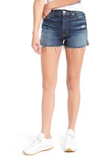 Hudson Jeans Dahlia High Rise Shorts (Fortune)