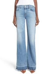 Hudson Jeans Dani Wide Leg Jeans