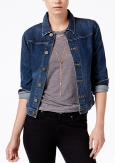 Hudson Jeans Denim Jacket, Reese Coastline Wash