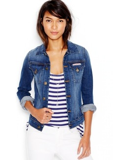 Hudson Jeans Denim Jacket, Tambourine Wash