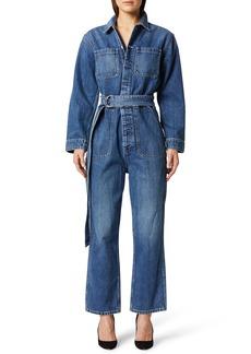 Hudson Jeans Denim Utility Jumpsuit
