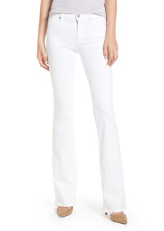 Hudson Jeans Drew Bootcut Jeans (Optical White)