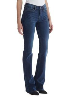 Hudson Jeans Drew Mid-Rise Bootcut Jeans