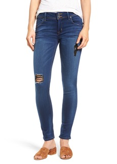 Hudson Jeans 'Elysian - Collin' Mid Rise Skinny Jeans (Authentic)