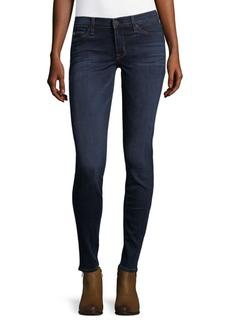 Hudson Jeans Faded Skinny Jeans