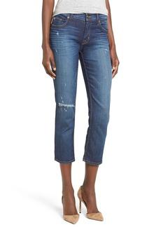 Hudson Jeans 'Fallon' Crop Jeans (Offshore)