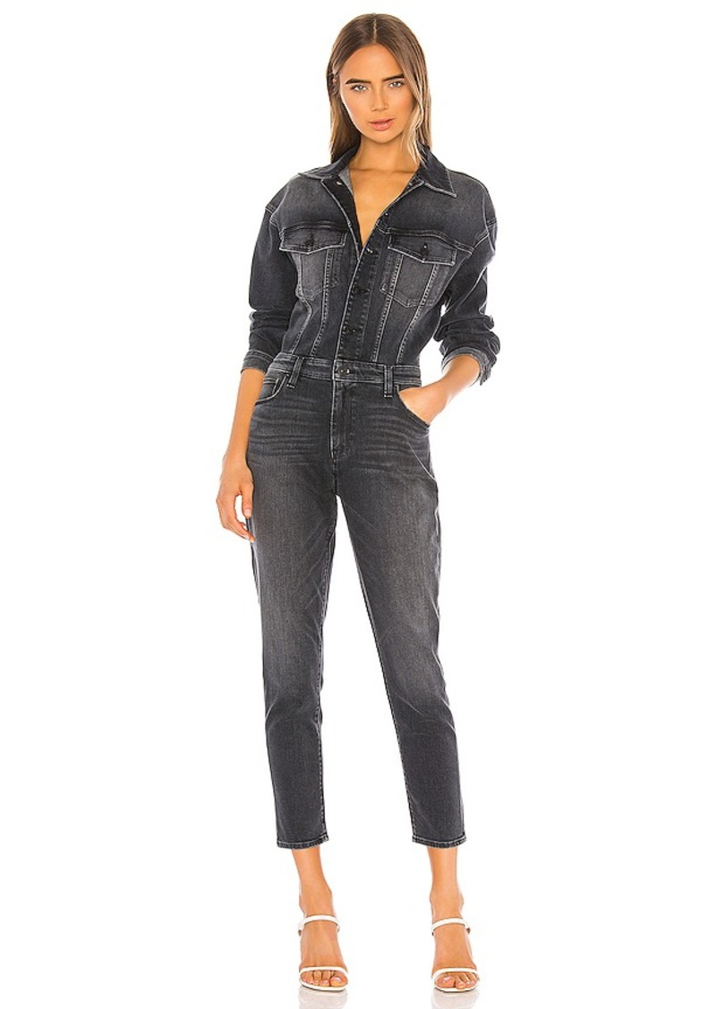 Hudson Jeans Fitted Jumpsuit