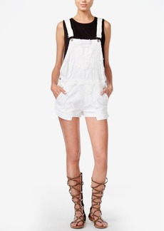 Hudson Jeans Florence Ripped Denim Overalls