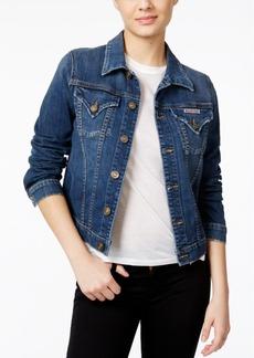 Hudson Jeans Free State Wash Denim Jacket