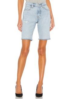 Hudson Jeans Freya High Rise Biker Short
