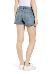 Hudson Jeans Gemma Cutoff Denim Shorts (Atmosphere)