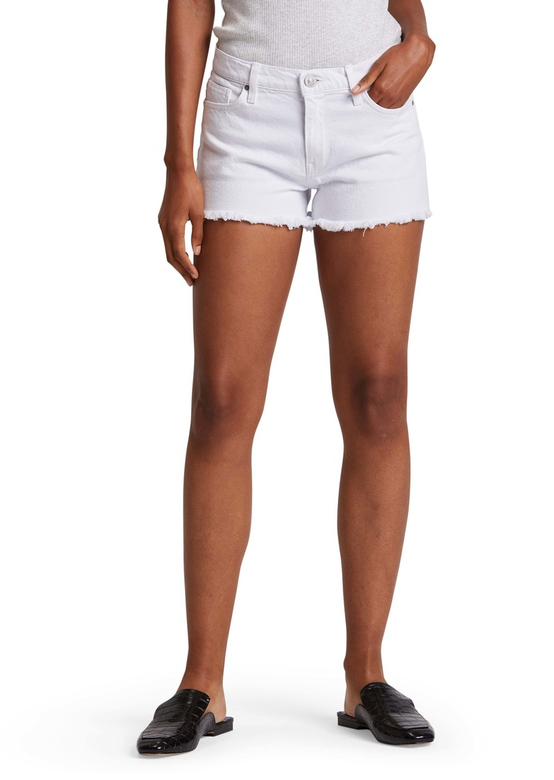 Hudson Jeans Gemma High Waist Cutoff Denim Shorts