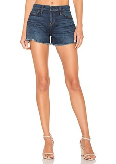 Hudson Jeans Gemma Midrise Cut Off Short