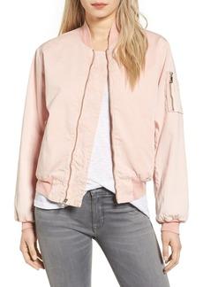 Hudson Jeans Gene Bomber Jacket